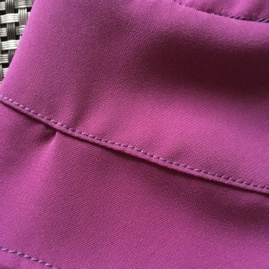 ドール服、ティアードスカート(マキシスカート)の作り方