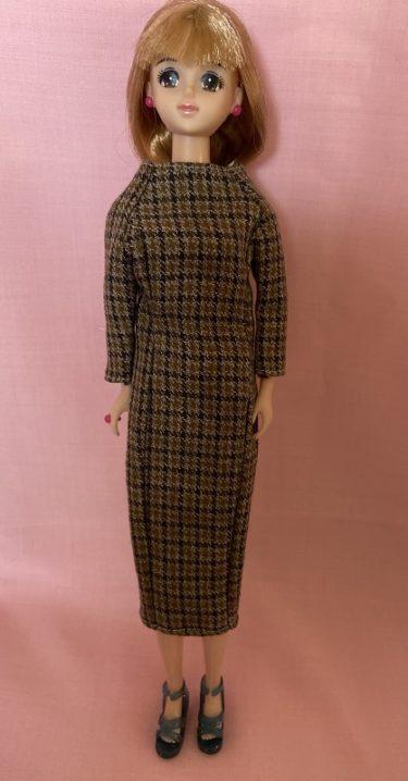ドール服、クラシックなワンピースの作り方は初心者にもおすすめなワケ