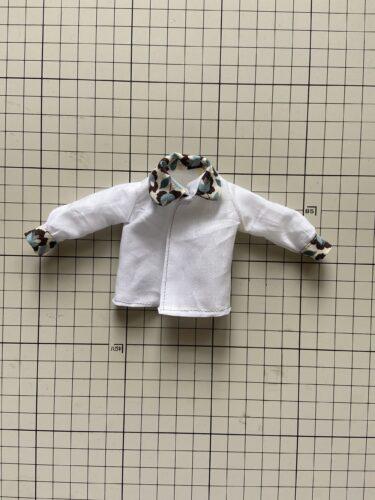 ドール服、初心者にもおすすめ丸襟ブラウスの作り方